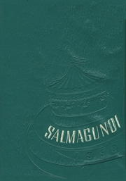 Seminole High School - Salmagundi Yearbook (Sanford, FL) online yearbook collection, 1958 Edition, Page 1