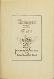 Page 7, 1929 Edition, Colton Union High School - Crimson and Gold Yearbook (Colton, CA) online yearbook collection