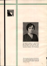 Page 12, 1931 Edition, Colton Union High School - Crimson and Gold Yearbook (Colton, CA) online yearbook collection