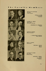 Page 16, 1934 Edition, Colton Union High School - Crimson and Gold Yearbook (Colton, CA) online yearbook collection