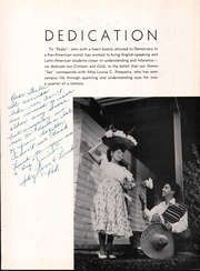 Page 11, 1949 Edition, Colton Union High School - Crimson and Gold Yearbook (Colton, CA) online yearbook collection