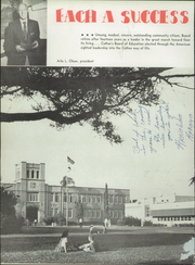Page 12, 1956 Edition, Colton Union High School - Crimson and Gold Yearbook (Colton, CA) online yearbook collection