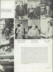 Page 13, 1956 Edition, Colton Union High School - Crimson and Gold Yearbook (Colton, CA) online yearbook collection