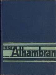 1932 Edition, Alhambra High School - Alhambran Yearbook (Alhambra, CA)