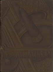 Alhambra High School - Alhambran Yearbook (Alhambra, CA) online yearbook collection, 1933 Edition, Page 1