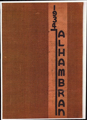 Alhambra High School - Alhambran Yearbook (Alhambra, CA) online yearbook collection, 1934 Edition, Page 1