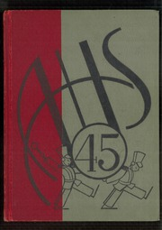 1945 Edition, Alhambra High School - Alhambran Yearbook (Alhambra, CA)
