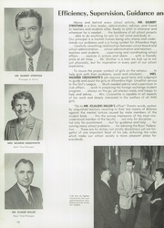 Page 14, 1957 Edition, Alhambra High School - Alhambran Yearbook (Alhambra, CA) online yearbook collection