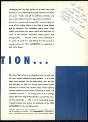 Page 13, 1961 Edition, Alhambra High School - Alhambran Yearbook (Alhambra, CA) online yearbook collection