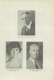 Page 13, 1924 Edition, Franklin High School - Almanac Yearbook (Los Angeles, CA) online yearbook collection