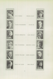 Page 23, 1924 Edition, Franklin High School - Almanac Yearbook (Los Angeles, CA) online yearbook collection