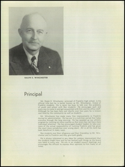 Page 10, 1947 Edition, Franklin High School - Almanac Yearbook (Los Angeles, CA) online yearbook collection