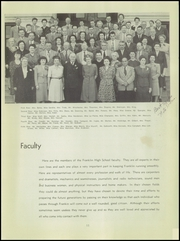 Page 13, 1947 Edition, Franklin High School - Almanac Yearbook (Los Angeles, CA) online yearbook collection