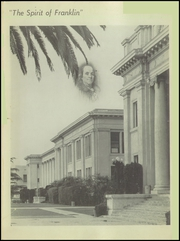Page 3, 1947 Edition, Franklin High School - Almanac Yearbook (Los Angeles, CA) online yearbook collection