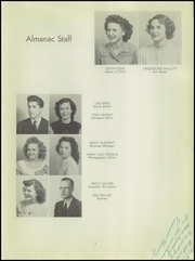 Page 7, 1947 Edition, Franklin High School - Almanac Yearbook (Los Angeles, CA) online yearbook collection