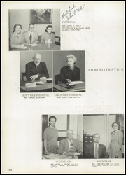 Page 10, 1952 Edition, Franklin High School - Almanac Yearbook (Los Angeles, CA) online yearbook collection