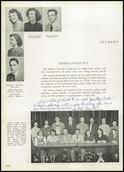 Page 14, 1952 Edition, Franklin High School - Almanac Yearbook (Los Angeles, CA) online yearbook collection