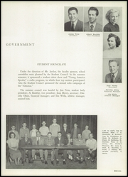 Page 15, 1952 Edition, Franklin High School - Almanac Yearbook (Los Angeles, CA) online yearbook collection
