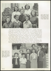 Page 16, 1952 Edition, Franklin High School - Almanac Yearbook (Los Angeles, CA) online yearbook collection