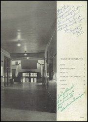 Page 7, 1952 Edition, Franklin High School - Almanac Yearbook (Los Angeles, CA) online yearbook collection