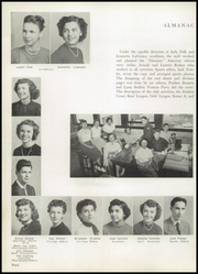 Page 8, 1952 Edition, Franklin High School - Almanac Yearbook (Los Angeles, CA) online yearbook collection