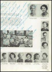 Page 9, 1952 Edition, Franklin High School - Almanac Yearbook (Los Angeles, CA) online yearbook collection