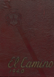 Page 1, 1940 Edition, Loyola High School - El Camino Yearbook (Los Angeles, CA) online yearbook collection