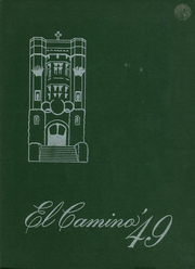 1949 Edition, Loyola High School - El Camino Yearbook (Los Angeles, CA)