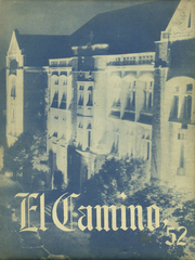 1952 Edition, Loyola High School - El Camino Yearbook (Los Angeles, CA)