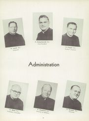 Page 13, 1954 Edition, Loyola High School - El Camino Yearbook (Los Angeles, CA) online yearbook collection