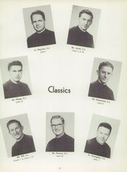 Page 15, 1954 Edition, Loyola High School - El Camino Yearbook (Los Angeles, CA) online yearbook collection