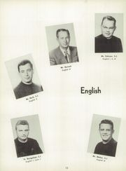Page 16, 1954 Edition, Loyola High School - El Camino Yearbook (Los Angeles, CA) online yearbook collection