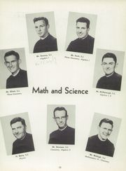 Page 17, 1954 Edition, Loyola High School - El Camino Yearbook (Los Angeles, CA) online yearbook collection