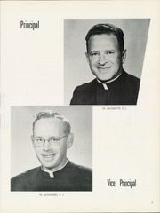 Page 11, 1958 Edition, Loyola High School - El Camino Yearbook (Los Angeles, CA) online yearbook collection