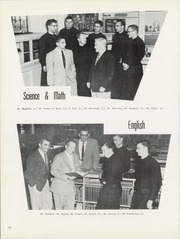 Page 14, 1958 Edition, Loyola High School - El Camino Yearbook (Los Angeles, CA) online yearbook collection