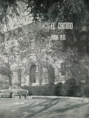 Page 5, 1958 Edition, Loyola High School - El Camino Yearbook (Los Angeles, CA) online yearbook collection