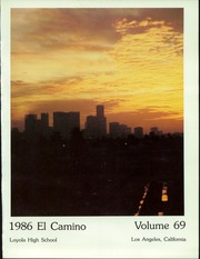 Page 5, 1986 Edition, Loyola High School - El Camino Yearbook (Los Angeles, CA) online yearbook collection