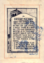 Page 9, 1926 Edition, Belmont High School - Campanile Yearbook (Los Angeles, CA) online yearbook collection