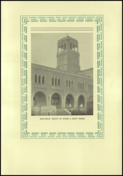 Page 11, 1931 Edition, Belmont High School - Campanile Yearbook (Los Angeles, CA) online yearbook collection