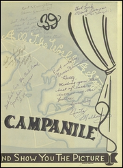 Page 3, 1939 Edition, Belmont High School - Campanile Yearbook (Los Angeles, CA) online yearbook collection