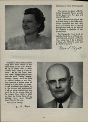 Page 15, 1942 Edition, Belmont High School - Campanile Yearbook (Los Angeles, CA) online yearbook collection