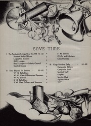Page 6, 1942 Edition, Belmont High School - Campanile Yearbook (Los Angeles, CA) online yearbook collection