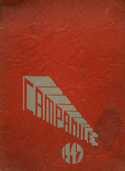 1947 Edition, Belmont High School - Campanile Yearbook (Los Angeles, CA)