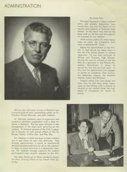 Page 10, 1947 Edition, Belmont High School - Campanile Yearbook (Los Angeles, CA) online yearbook collection