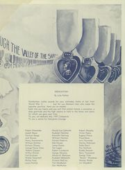 Page 7, 1947 Edition, Belmont High School - Campanile Yearbook (Los Angeles, CA) online yearbook collection