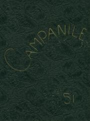 1951 Edition, Belmont High School - Campanile Yearbook (Los Angeles, CA)