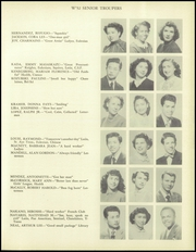Page 17, 1952 Edition, Belmont High School - Campanile Yearbook (Los Angeles, CA) online yearbook collection