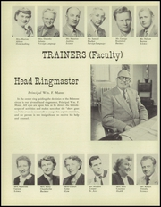 Page 8, 1952 Edition, Belmont High School - Campanile Yearbook (Los Angeles, CA) online yearbook collection
