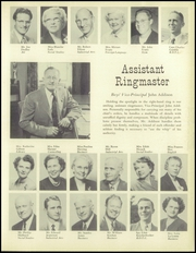 Page 9, 1952 Edition, Belmont High School - Campanile Yearbook (Los Angeles, CA) online yearbook collection