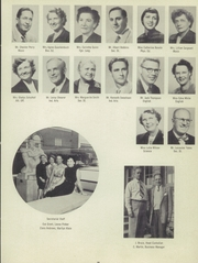 Page 11, 1954 Edition, Belmont High School - Campanile Yearbook (Los Angeles, CA) online yearbook collection